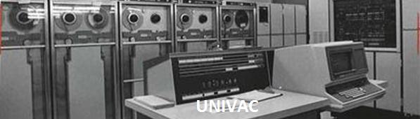 UNIVAC ile ilgili görsel sonucu